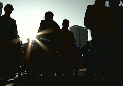 働き盛り男性 自殺増加 新型コロナによる雇用情勢の悪化影響か | 新型コロナウイルス | NHKニュース
