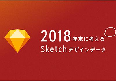2018年末に考えるSketchデザインデータ | burilog