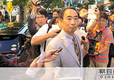 籠池夫妻が首相演説会場に 「こういう人が総理に…」:朝日新聞デジタル