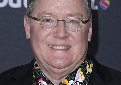 ディズニー幹部J・ラセター氏、不適切なハグで休職表明 写真2枚 国際ニュース:AFPBB News