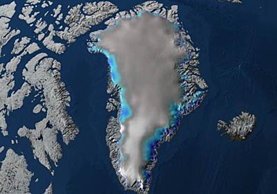 グリーンランドの氷床の地下から巨大な古代湖が発見される : カラパイア