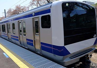 <フクシマからの報告>2020年春   福島第一原発に近づくと              JR常磐線車両内で                |烏賀陽(うがや)弘道/Hiro Ugaya|note