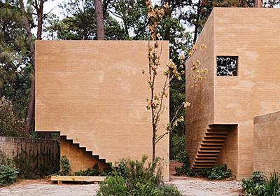 Mexico. Taller Hector Barroso designs 5 weekend houses that emerge from the soil