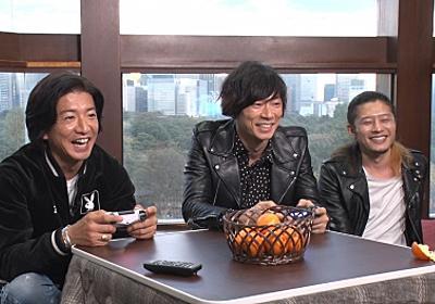 木村拓哉、自分のゲームキャラをプレイ [ALEXANDROS]が絶賛「無敵感半端ない」 | ORICON NEWS