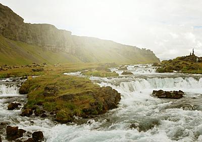 アイスランド、走る 1信 - ひつじ泥棒2