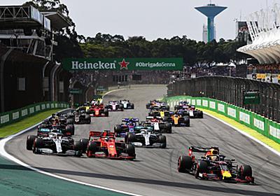 【速報】 F1ブラジルGP 結果:フェルスタッペン優勝!ガスリー2位! 【 F1-Gate.com 】