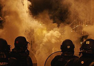 催涙ガスを使うとなぜ涙が止まらなくなるのか?その仕組みと安全性(米研究者) : カラパイア