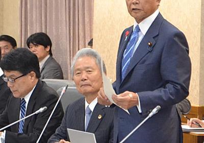 麻生氏「自分は79歳でバリバリ働いている」「発想の転換を」 財政審分科会 - 産経ニュース