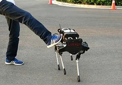 ロボットが子どもたちによる殴る蹴るのイジメを避ける方法を学習 - GIGAZINE
