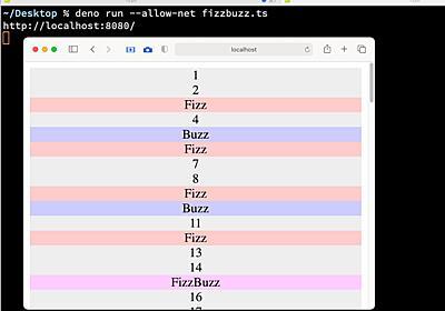 世界のプログラミング言語(34) Node.jsに関する10の反省点から生まれたJS実行エンジンDeno   TECH+