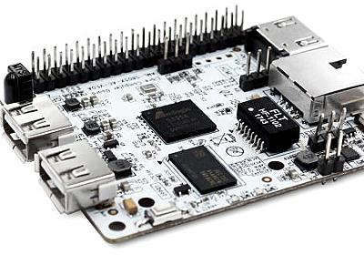 Raspberry Pi 3と同性能で10ドルから——シングルボードコンピューター「La Frite」 | fabcross