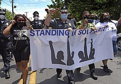 警察「解体」に成功した都市も 米で高まる警察改革求める声   NewSphere