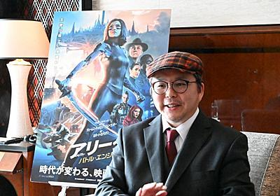 「銃夢」の作者・木城ゆきと氏にインタビュー、「アリータ:バトル・エンジェル」映画化の経緯から「銃夢」の奇想天外なストーリーの秘訣まで聞いてきました - GIGAZINE