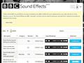 BBCが所蔵する1万6000種類以上のサウンドライブラリーを公開、無料でWAVファイルのダウンロードも可能 - GIGAZINE