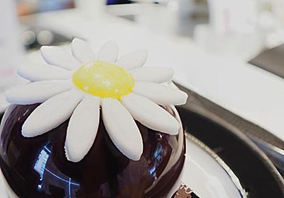 うま蔵 | クリームみっちり♡四角いシュークリームと可愛いケーキが大評判 カカオエット・パリ