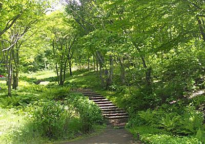 馬鹿げて広い滝野すずらん丘陵公園で、トレッキングしてきた - クローズドなつもりのオープン・ノート