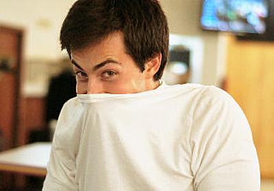「パートナーのシャツの匂いをかぐとストレスレベルが下がる」という研究結果 - GIGAZINE
