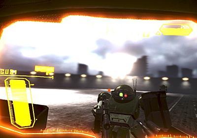 VR ZONE『装甲騎兵ボトムズ バトリング野郎』をプレイ! コックピット内に炎の匂いがしみついてむせる! - 電撃オンライン