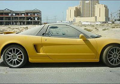 ドバイの金持ちが道ばたに乗り捨てたスーパーカーの写真いろいろ - DNA