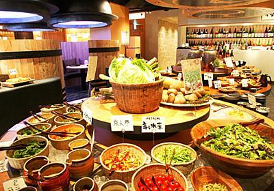 体重気にせず食べまくれ!女性に人気な東京都内の「サラダバー」厳選10店   RETRIP[リトリップ]