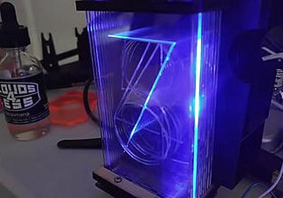 LEDを使ってニキシー管のようなクールなライト「Lixie(リキシー)」を自作 - GIGAZINE