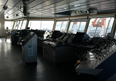 コンテナ船で旅行をする話 - 本編|lemonade_air|note