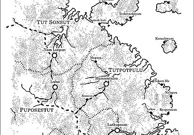 なんと!異世界の地図を生成できるジェネレーター -Fantasy Map Generator | コリス