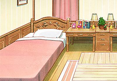 『劇場版 アイカツ!』夢を実現する、スターライト学園寮 | CINEmadori シネマドリ | 映画と間取りの素敵なつながり