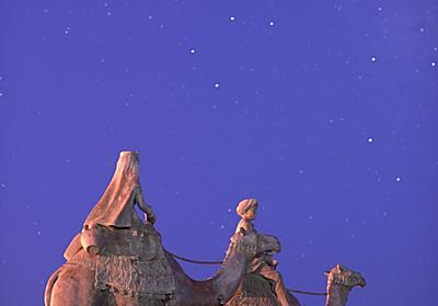 これまた絶景♪ ラクダと星の写真を撮ってきました - Circulation - Camera