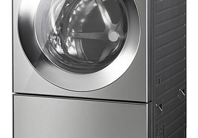 パナソニック、乾燥容量が1.7倍にアップした、ななめドラム洗濯乾燥機「Cuble」 - 家電 Watch