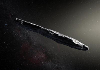地球外生命体の宇宙船じゃない。オウムアムアは自然物として説明できる研究結果が公開   sorae:宇宙へのポータルサイト