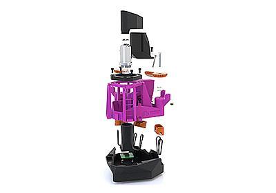 英バース大、3Dプリントして自作できる研究室グレードの顕微鏡デザインを公開——最安製造コストは2000円以下 | fabcross