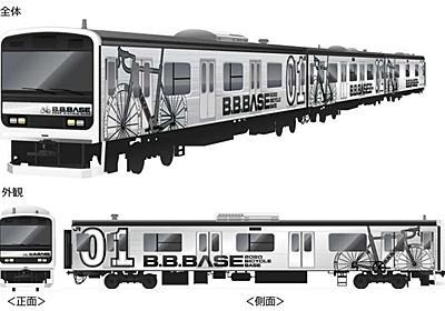 JR東、自転車を「折り畳まず」乗れる列車を房総で運行 - ITmedia ビジネスオンライン