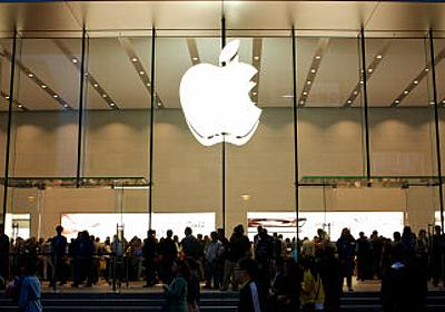 Apple StoreにOperaのロゴが落書きされる事件が発生 - GIGAZINE