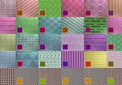 スタンフォード大学ら、織物を糸ベースのステッチパターンでインタラクティブに設計できる布シミュレータを発表 | Seamless