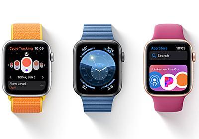 AppleWatchに睡眠トラッキングアプリ「Sleep」を搭載か!? 9月10日のイベントで発表される見込み   Apple Watch Journal