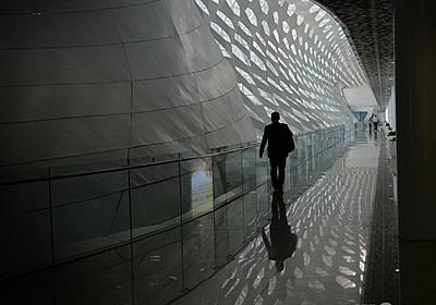 中国、空港で「デルタ株」感染者 約400便キャンセル 写真1枚 国際ニュース:AFPBB News