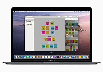 macOS Catalina公開で複数のiPadアプリがMacで使用可能に - iPhone Mania