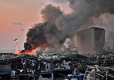 レバノンの爆発事故が、あれほど破壊的な規模になった化学的メカニズム | WIRED.jp