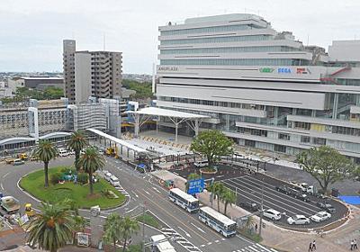 JR九州 大型商業施設が地元の反対運動にあわない理由 開業控えた宮崎の思い - 毎日新聞