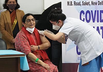 コロナ患者が急増したインドでイベルメクチンをめぐり論争 - 馬場錬成|論座 - 朝日新聞社の言論サイト