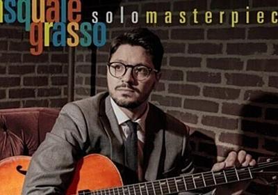 interview Pasquale Grasso:頭の中に描かれたものをギターという楽器を通して、僕だけのタッチで表現している 柳樂光隆 Mitsutaka Nagira note