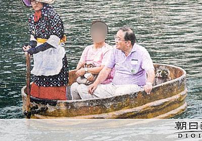 仮病で議会休み豪華客船の旅 楽しむ姿が新聞に…辞職へ:朝日新聞デジタル