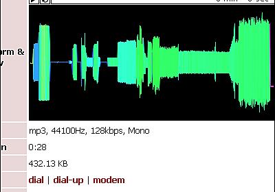 無料の音素材がダウンロードできる「The Freesound Project」 - GIGAZINE