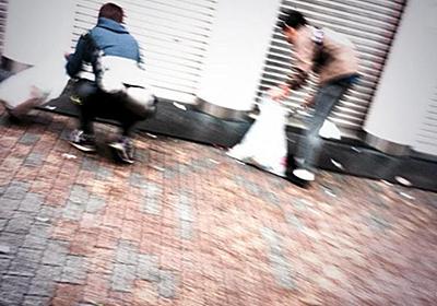 ハロウィン後の渋谷が酷すぎる!ゴミはポイ捨て、トイレ汚してそのまま・・・:ハムスター速報