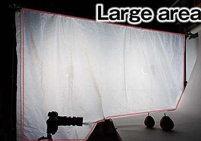 サイド光の大きさ(面積)を変えるとどーなるのか!?(もち、比較作例アリ) | 使える機材 Blog!