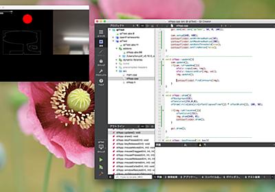 macOSでのopenFrameworksのIDEはQt Creatorが良かった - miso-engine
