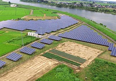 再考エネルギー:脱「迷惑施設」 太陽光が救う荒廃農地 災害支援やふるさと納税も   毎日新聞