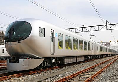 """新型特急「Laview」が拓く、""""いろいろあった""""西武鉄道の新たな100年 (1/5) - ITmedia ビジネスオンライン"""