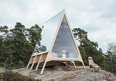 フィンランド流。ミニマリスト製造ハウス 「Nolla Cabin」 – YADOKARI : スモールハウス・小屋・コンテナハウス・タイニーハウスから、これからの豊かさを考え実践するメディア